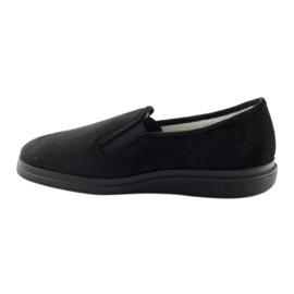 Befado obuwie męskie  pu 991M002 czarne 3