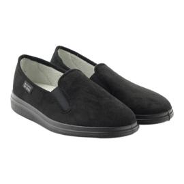 Befado obuwie męskie  pu 991M002 czarne 5