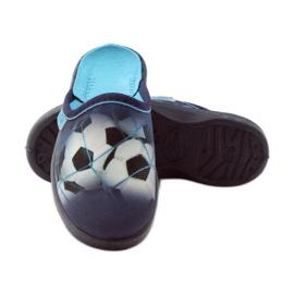 Befado obuwie dziecięce  707X381 granatowe 4