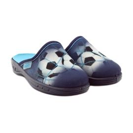 Befado obuwie dziecięce  707X381 granatowe 5
