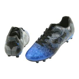 Sportowe korki Atletico 76520 mix kolor niebieskie 5
