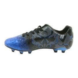 Sportowe korki Atletico 76520 mix kolor niebieskie 2
