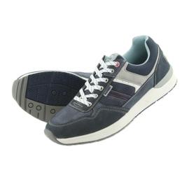 American Club ADI sportowe buty męskie jeansowe American RH17 4