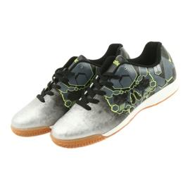 Buty halowe Atletico 76520 srebrny 3