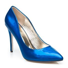 Seastar Metaliczne Szpliki Precious niebieskie 3