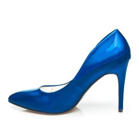 Seastar Metaliczne Szpliki Precious niebieskie 4