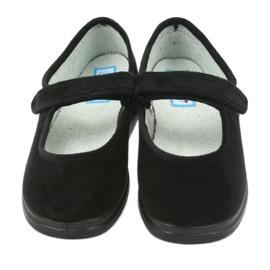 Befado obuwie damskie pu 462D002 czarne 5