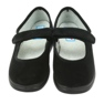 Czarne Befado obuwie damskie pu 462D002 zdjęcie 5