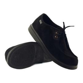 Befado obuwie męskie pu 871M004 czarne 4