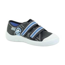 Befado obuwie dziecięce  672X059 szare 2
