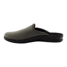 Befado obuwie męskie pu 548M008 szare 3