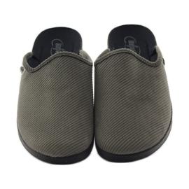 Befado obuwie męskie pu 548M008 szare 5
