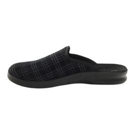 Befado obuwie męskie pu 548M003 czarne 3