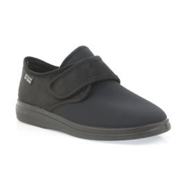 Befado obuwie damskie pu 036D006 czarne 2