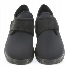 Befado obuwie damskie pu 036D006 czarne 4