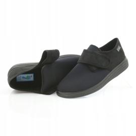 Befado obuwie damskie pu 036D006 czarne 6