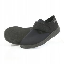 Befado obuwie damskie pu 036D006 czarne 7