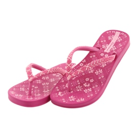 Klapki japonki Ipanema 82519 pink różowe 3