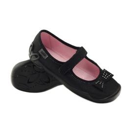 Befado obuwie dziecięce 114Y240 czarne 4