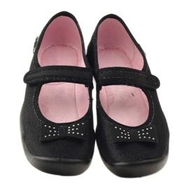 Befado obuwie dziecięce 114Y240 czarne 5