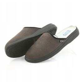 Befado obuwie męskie  pu 125M012 szare 5