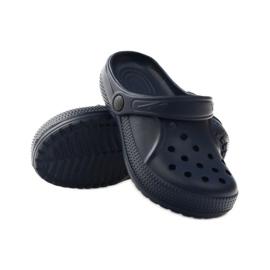 Befado inne obuwie dziecięce- granat 159X003 granatowe 4