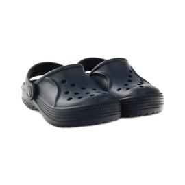 Befado inne obuwie dziecięce- granat 159X003 granatowe 5