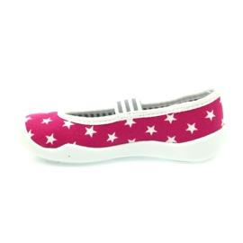Befado obuwie dziecięce 193X063 różowe 3