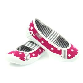 Befado obuwie dziecięce 193X063 różowe 5