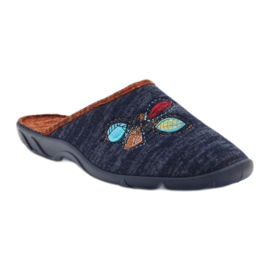 Befado kolorowe obuwie damskie pu 235D153 2
