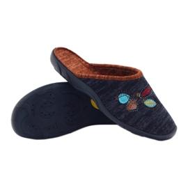 Befado kolorowe obuwie damskie pu 235D153 4