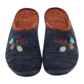 Befado kolorowe obuwie damskie pu 235D153 5