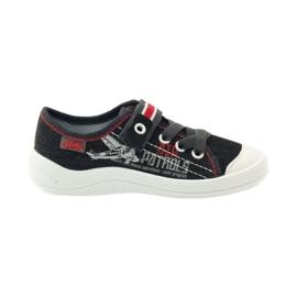 Befado obuwie dziecięce 251X091 szare 1