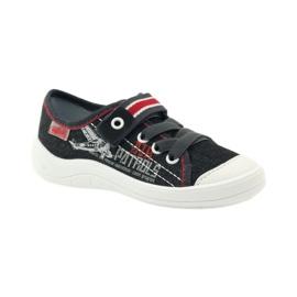 Befado obuwie dziecięce 251X091 szare 2