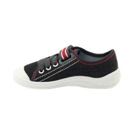 Befado obuwie dziecięce 251X091 szare 3