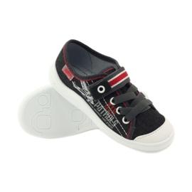 Befado obuwie dziecięce 251X091 szare 4
