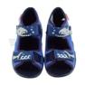 Niebieskie Befado obuwie dziecięce 250P069 zdjęcie 5