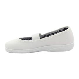 Befado obuwie dziecięce 274X013 białe 3