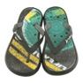 Klapki buty dziecięce Rider 82563 czarne 3