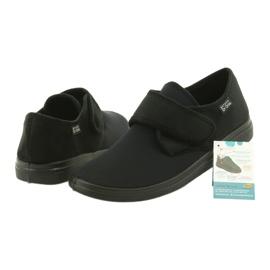 Befado obuwie męskie zdrowotne 036m006 czarne 5