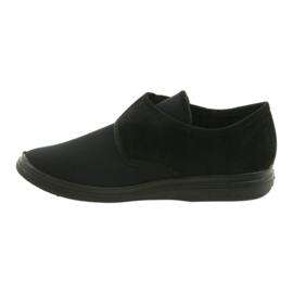 Befado obuwie męskie zdrowotne 036m006 czarne 2