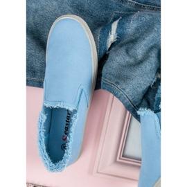 Seastar Niebieskie Slipony 6