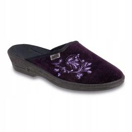 Befado obuwie damskie pu 219D425 fioletowe 1