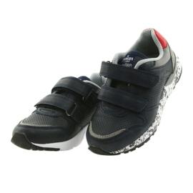 Buty sportowe American Club wkładka skórzana BS11   05 3