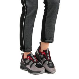 Lekkie Sneakersy VICES czarne 3
