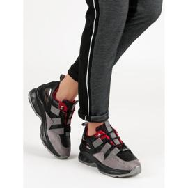 Lekkie Sneakersy VICES czarne 4