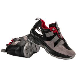 Lekkie Sneakersy VICES czarne 7