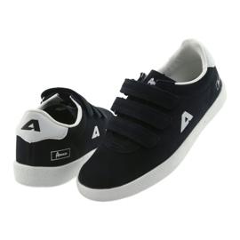 Buty Sportowe wkładka skórzana  American Club BS06 4
