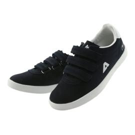 Buty Sportowe wkładka skórzana  American Club BS06 3