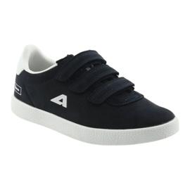 Buty Sportowe wkładka skórzana  American Club BS06 1
